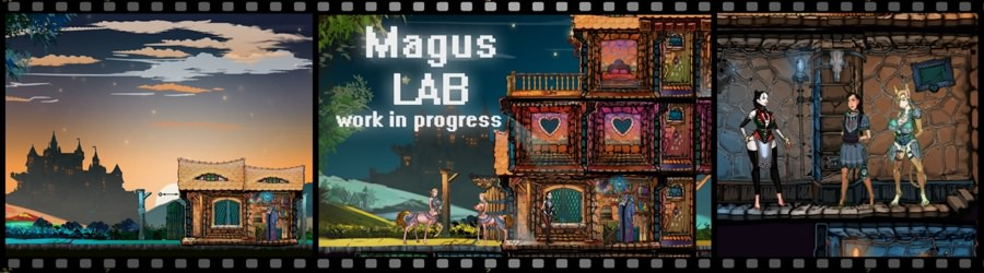 The Magus Lab PC Game Walkthrough Download