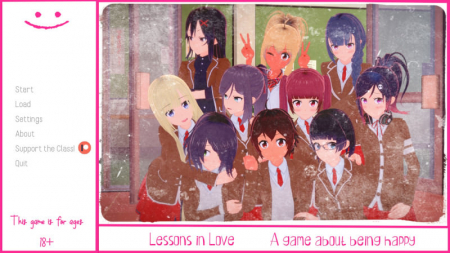 Lessons in Love PC Game Walkthrough Download